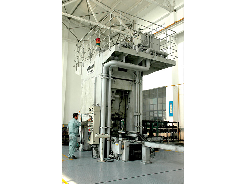 Japan cold extrusion press